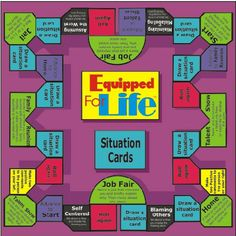 Teach your teen or Young Adult how to handle Real Life situations. http://www.got-autism.com/Equipped-for-Life.html