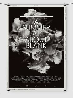 A Summer About Blank