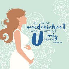 Christelijke zwangerschaps en geboortekaarten | DagelijkseBroodkruimels
