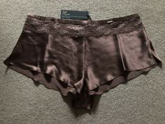 SILK FRENCH KNICKERS M/&S Rosie for Autograph BRONZE UK 12 14 /& 18 BNWT