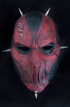 DEVIL FACELESS MASK