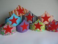 Superhero headbands
