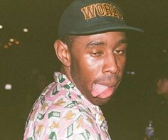 Images and videos of tyler the creator Odd Future Wolf Gang, Tyler The Creator Wallpaper, Rapper, Gap Teeth, Caviar, Young T, Bae, Doja Cat, Flower Boys