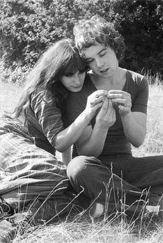 John & Beverley Martyn, January 1970 London