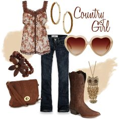 Country Girl,