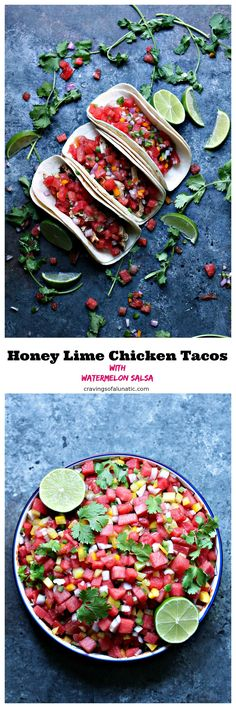 Honey Lime Chicken T