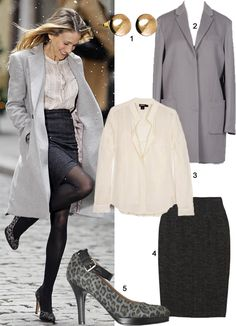 Get Sarah Jessica Parker's Fashion From I Don't Know How She Does It