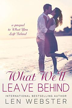 What We'll Leave Behind (Thirty-Eight) by Len Webster http://www.amazon.com/dp/B00ZUUMFWG/ref=cm_sw_r_pi_dp_WPMYvb0002Z1T