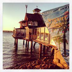 Seaport Village, San Diego, CA ~ IMG_2691 by neginn, via Flickr