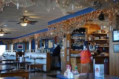 Castaways Restaurant and Tiki Bar.  Cannon Beach, Oregon