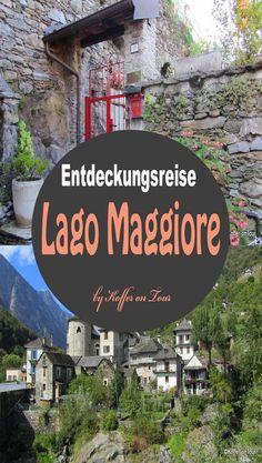 Die besten Tipps für deine Entdeckungsreise am Lago Maggiore. Schau mal rein um nichts zu verpassen!