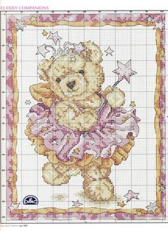 """Photo from album """"Cross Stitch Collection 93 июль on Yandex. Cross Stitch Fairy, Cross Stitch For Kids, Cute Cross Stitch, Cross Stitch Animals, Cross Stitch Charts, Cross Stitch Designs, Cross Stitch Patterns, Cross Stitching, Cross Stitch Embroidery"""