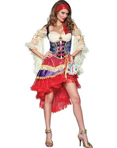 Good Fortune Adult Womens Costume