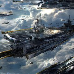 F-15,f-16,f-18,su-35,mig-31,johnson ting,самолет,самолеты,красивые картинки,Sci-Fi art,Sci-Fi,art,арт