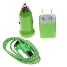 Colorful iPhone/iPad Chargers under $5!