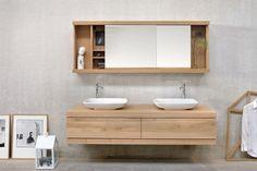Waschplätze | Waschtische | Oak Bathroom Cadence | Ethnicraft. Check it out on Architonic