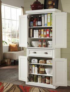 pantry storage awe-inspiring standalone pantry for kitchen with vintage metal drawer handles pulls also white porcelain mixing kitchen bowls ~ kitchen pantry ideas