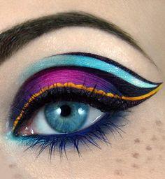 L'eye art graphique
