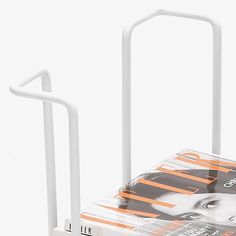 We Magazine Rack - White - alt_image_one