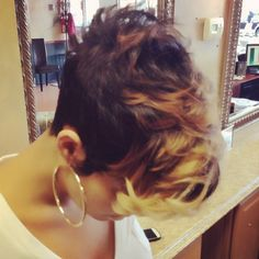 short-ombre-hair for the color I want my hair like this for 2014 summer