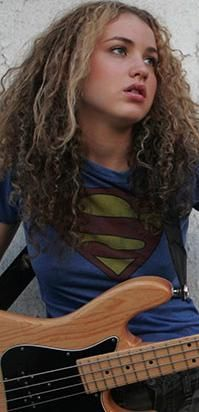 Tal Wilkenfeld...a real cutie with real chops!