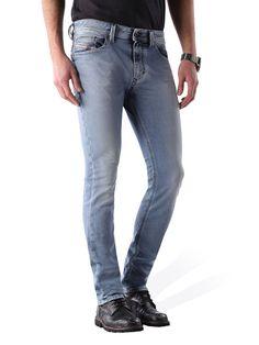 THAVAR JOGGJEANS 0673L, Light Blue Diesel Jeans, Jogg Jeans, Light Blue, Slim, Stylish, My Style, Pants, Men