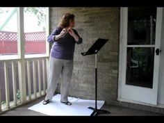 Phrasing Gesture 6 from The Flute Scale Book