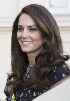 The Duke & Duchess of Cambridge and Prince Harry Outline Plans For Heads Together Ahead Of The 2017 Virgin Money London Marathon Kate Middleton Hair, Princess Kate Middleton, Prince William And Kate, William Kate, Lady Diana, Diana Spencer, Windsor, Herzogin Von Cambridge, Prinz William
