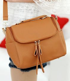 perfect little leather bag