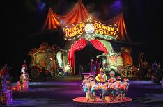 circus stage shows | RINGLING BROS. AND BARNUM & BAILEY CIRCUS