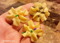 Cut the Wheat: Tiny Danish Butter Cookies: Sugar Free, Gluten Free, Grain Free, Low Carb