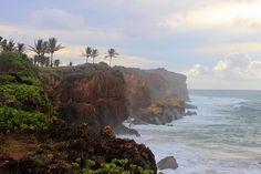 Kauai....hiking the south east