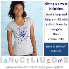 Include Autism helps children with Autism learn to navigate their community. www.habitbrands.com