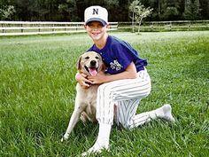 Tim Tebow on Otis, His Comeback Dog #dog #stories #pets