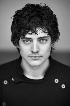 "Aneurin Barnard. Someone needs to cast him as a vampire. (A ""real"" one, not a sparkly one.)"