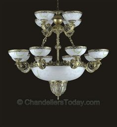 Foyer alabaster style chandelier best price and quality hand made hand painted free shipping starting @ $175