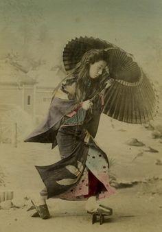 昔、昔の職業美人(芸妓はん&舞妓はん) :: 「明日という字は、明るい日とかくのね・・・」|yaplog!(ヤプログ!)byGMO