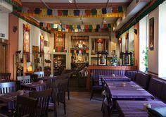 The Home of the Momo Tibet, Restaurant Bar, Liquor Cabinet, Vienna, Motto, Restaurants, House, Furniture, Home Decor