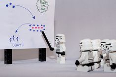 strategy - lego storm troopers