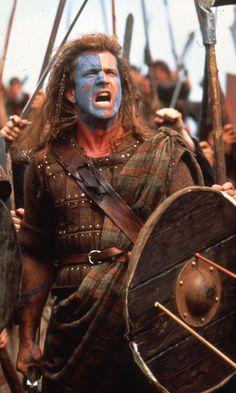 Mel Gibson - Braveheart (1995) Movie Still