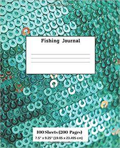 Fishing Journal: Ricky Lee: 9781695554283: Amazon.com: Books
