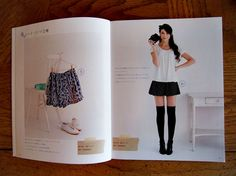 Japanese-sewing-book-summer-一日でできちゃう夏服3