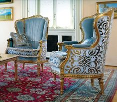 Shop the Wingback Chair at Perigold, home to the design world's best furnishings for every style and space. Plus, enjoy free delivery on most items. Royal Furniture, Funky Furniture, French Furniture, Classic Furniture, Cheap Furniture, Unique Furniture, Rustic Furniture, Furniture Websites, Furniture Movers