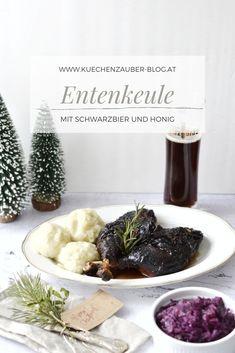 #hausmannskost #dinner #weihnachten #winter #wild #rezept #lecker #deftig #einfach #familienrezept #ente Winter, Honey, Christmas, Simple, Winter Time, Winter Fashion