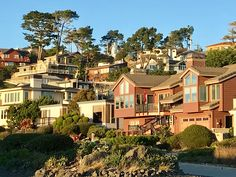 Cambria California, Mansions, House Styles, Home Decor, Mansion Houses, Decoration Home, Manor Houses, Villas, Fancy Houses