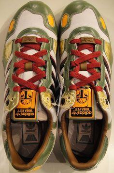 Adidas Star Wars Boba Fett ZX 800 Running Shoes | Best