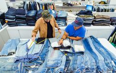 Behind the Design: Our New Denim Washes  Our denim... | J.Crew