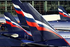 Aeroflot Boeing 767-36N/ER @ SVO