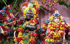To view Radha Kalachanda Close Up Wallpaper of ISKCON Dallas in difference sizes visit - http://harekrishnawallpapers.com/sri-sri-radha-kalachanda-close-up-iskcon-dallas-wallpaper-001/
