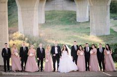Natalia & Mike's Chateau Nova Wedding